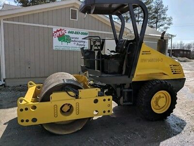 2005 Bomag BW145DH-3 Used