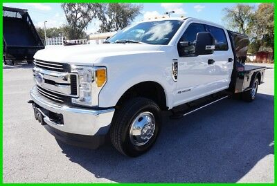 Ford F-350 XLT 2017 XLT Used Turbo 6.7L V8 32V Automatic 4WD Pickup Truck