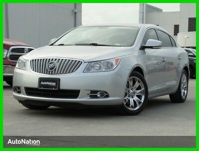 Buick Lacrosse CXS 2011 CXS Used 3.6L V6 24V Automatic Front Wheel Drive Sedan OnStar