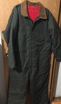 Mens Insulated Coveralls XL