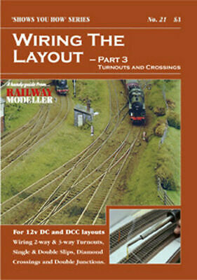 Peco No 21 Wiring the Layout - Part 3 Model Railway Booklet SYH21