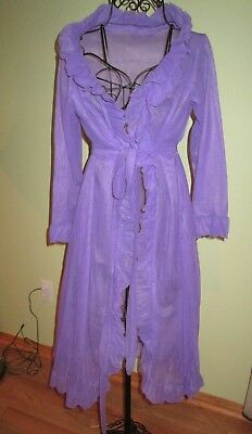 #3 Vintage negligee' 1960's - pre-owned by Legendary U.K. model Teri Martine