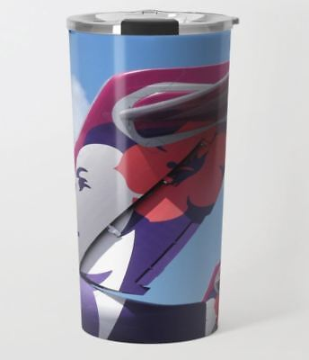 Hawaiian Airlines Boeing 717 Tails - Metal Travel Mug (20oz)