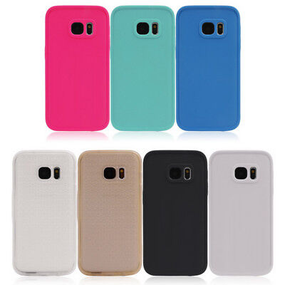 Shockproof Hybrid Rubber Waterproof TPU Phone Case Cover For Samsung Galaxy S7