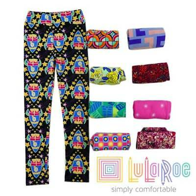 Lula Roe Girls Leggings, Assorted Colours, Patterns and Sizes