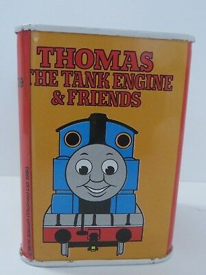 Thomas The Tank Engine & Friends 1993 Britt Allcroft Money Box