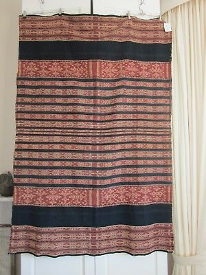 Indonesian Ikat from late 1940's