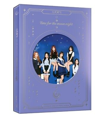 GFRIEND 6th Mini Album [Time for the moon night] Time Ver CD+Photobook+Photocard