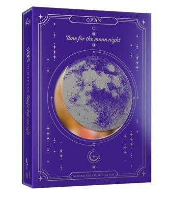 GFRIEND 6th Mini Album Time for the moon night Night Ver. CD+Photobook+Photocard