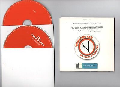 UNRELEASED LIVE ⌂ 2018 WISHBONE ASH CD ⌂ BOURNEMOUTH '78 (2 x CD complete show)