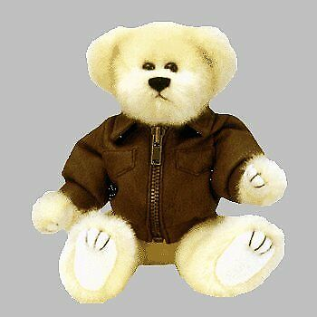 Ty Attic Treasures Collection - Baron The Pilot Bear [Toy]