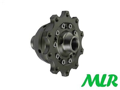 Ford Focus St170 6 Speed Getrag M6 Gearbox Lsd Differential Limited Slip Diff