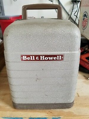 Vintage Bell & Howell 253-A Movie Film Projector 8mm