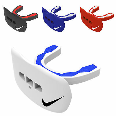 Nike Hyperflow Mouthguard with Strap and lip protection