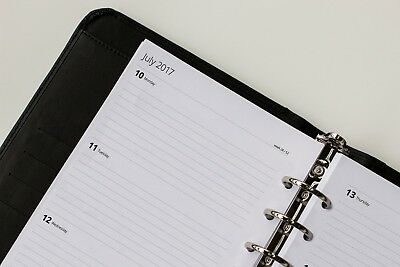 - 2020 Week to View Refill. Fits Filofax Personal Organisers: Personal & A5