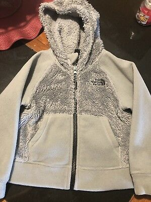 toddler north face jacket 3t