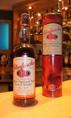 GLENFARCLAS 10 Years Old - Alte Ausstattung / Old Label / Old Style
