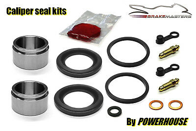 Suzuki GS1100 E rear brake caliper piston seal rebuild repair kit ED ESD 1983