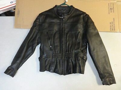 Hot Leathers Motorcycle Jacket Thinsulate XXL Pakistan  NR Auction LOOK