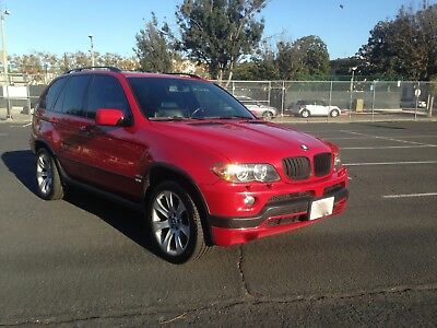 2005 BMW X5 4.8is Gorgeous and clean low-mile 2005 BMW X5 4.8is