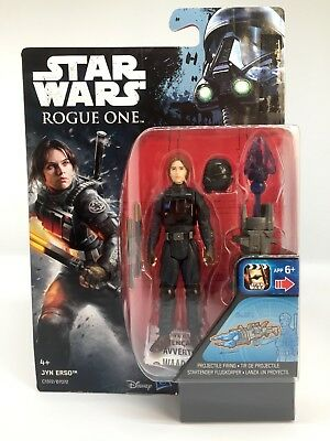 JYN ERSO IMPERIAL INFILTRATOR (Rogue One/Star Wars/Hasbro) C1372/B7072