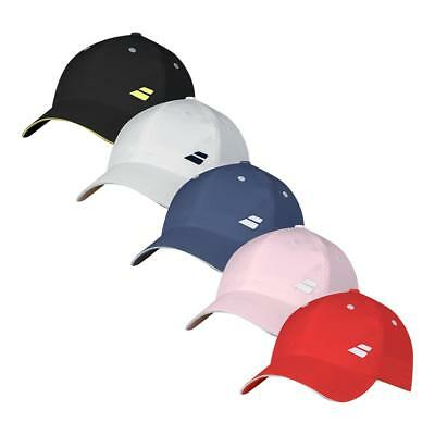 Babolat Basic Logo Cap - Adult/Junior - Unisex - Assorted Colours - Free UK P&P
