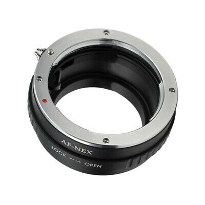 Adapter For Sony Alpha Minolta AF A-type Lens to Sony E-mount NEX-3 NEX-5N DC111