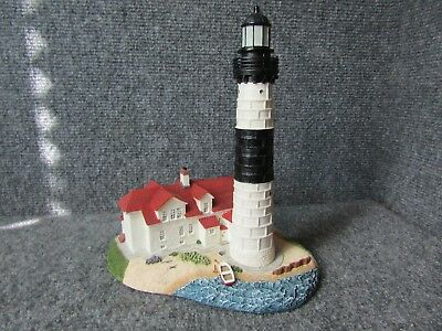 Harbour Lights 1999 Big Sable Point, Michigan #228 Handcrafted Lighthouse