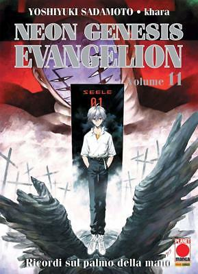 Sadamoto NEON GENESIS EVANGELION n. 11 - NEW COLLECTION Panini