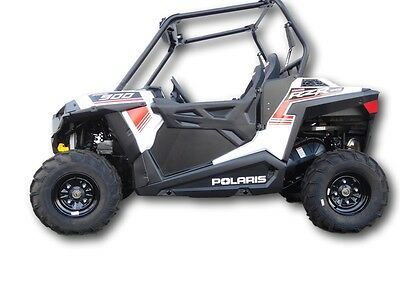"Polaris 2015-2018 RZR 900 50"" Trail Aluminum Lower Door Panel Inserts"