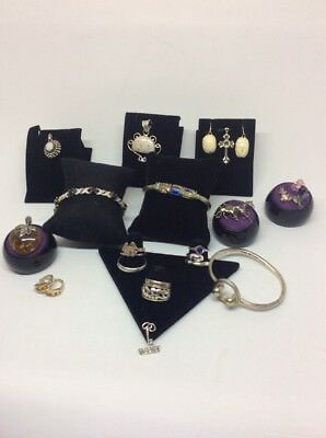 Sterling Silver Jewelry Lot 4oz. Mixed Vintage Now  925 Lot A