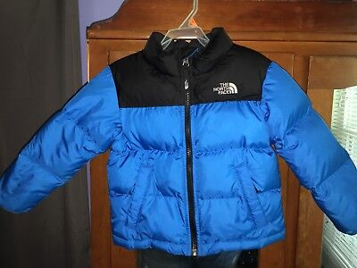4T NorthFace 550 Down Coat Boys