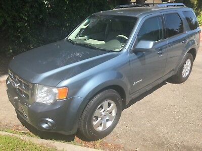 2011 Ford Escape LIMITED PREMIUM HYBRID AWD SUV LIMITED SOUTHERN CALIFORNIA CORROSION FREE LOADED 4X4 4WD 33MPG