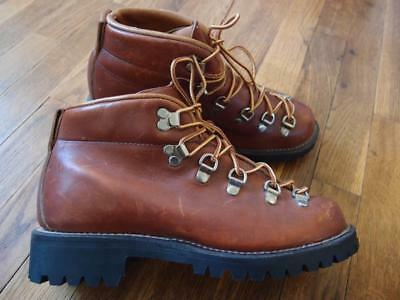 Vtg Danner Mountain Light Hiking Boots - Mountaineering - Men's 6 - Wmn 8