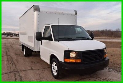 2011 GMC 3500 16ft Box / Straight Truck LOW RESERVE! Stock #15652
