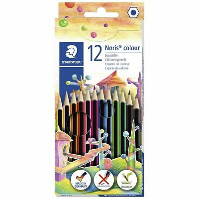 Staedtler Noris Coloured Pencils 12 Pack misc