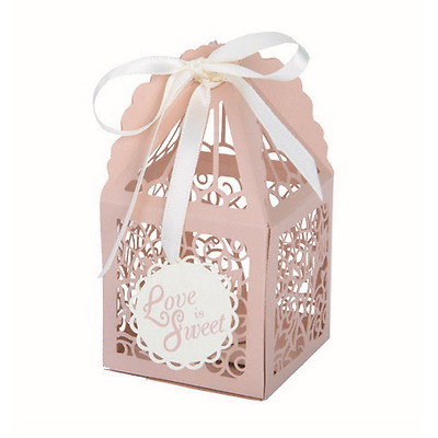 Sizzix Thinlits Die Set - Birdcage favor box 2PK 661878 David Tutera