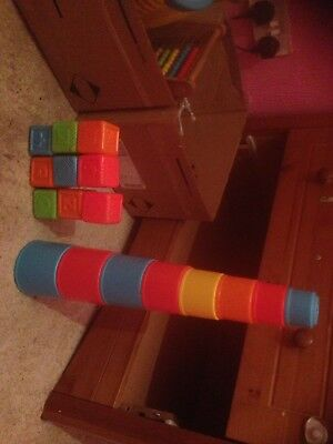 Stacking Cups And Blocks