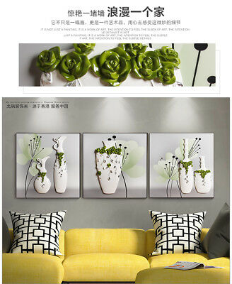 D17 Modern Wall Art Picture Modern Home Decoration Living Room painting Set