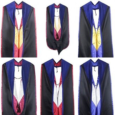 GraduationMall Graduation Deluxe Doctoral Hood #DH002
