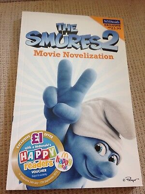 The smurfs 2 movie novelization wh smith excl j david stem the smurfs 2 movie novelization wh smith excl j david stem solutioingenieria Image collections
