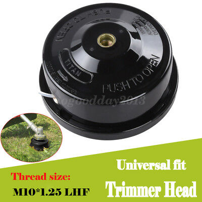 Universal Trimmer Head Bump Feed Line Spool Brush Cutter Grass Replacement
