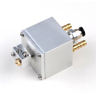 3D Printer Chimera Switcher Hotend Dual Color Head Extruder for 0.4mm/1.75mm