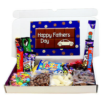 Fathers Day Chocolate Gift Box Selection- Gift For Dad