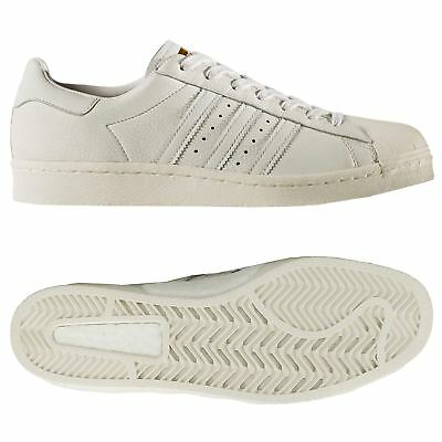 b775a6006747 adidas ORIGINALS SUPERSTAR BOOST TRAINERS WHITE SHOES SNEAKERS MEN S NEW