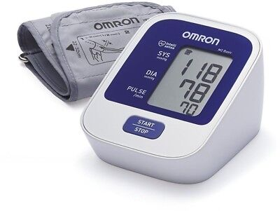 Omron M2 Basic Intellisense Automatic Upper Arm Accurate Blood Pressure Monitor