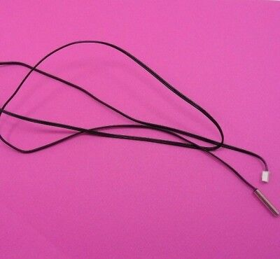 100K Accuracy NTC Thermistor Temperature Waterproof Sensor 1m Wire Cable