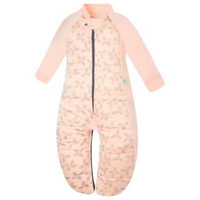 NEW ergoPouch Sleep Suit Bag 3.5 tog Petals 2 - 4 yrs Free Shipping Post