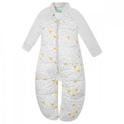 NEW ergoPouch Sleep Suit Bag 3.5 tog  Triangle Pops 8 - 24 Mth FREE POST