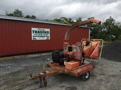 1999 Gravely Pro Chip 310 Towable Wood Chipper!